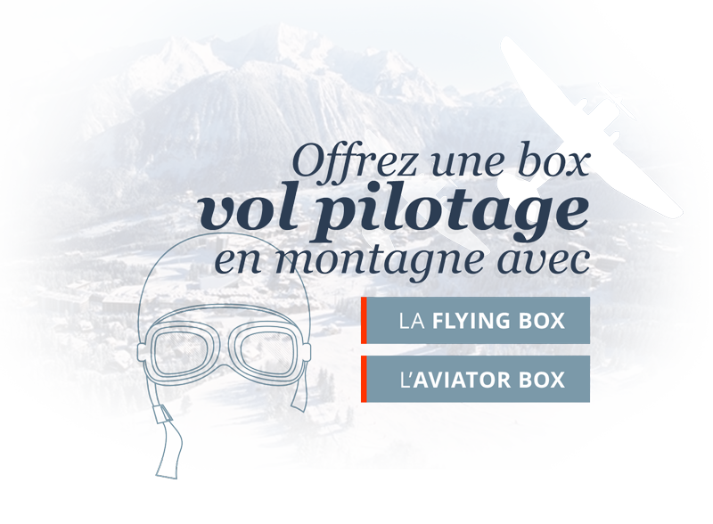Flying club smartboxes